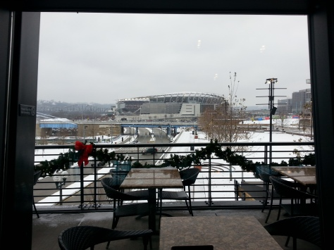 Moerlein RestaurantLookout over the Ohio River