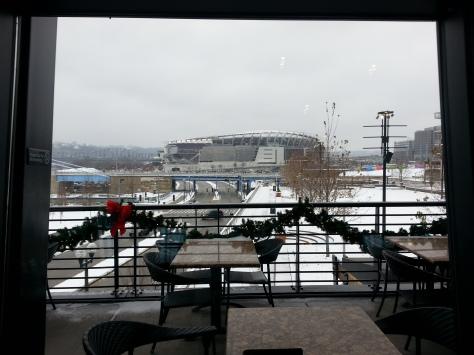 Moerlein RestaurantLookout over the Ohio River