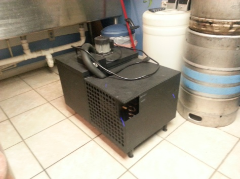 Micromatic Line Chiller