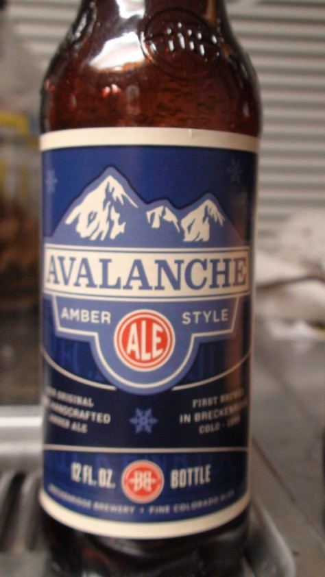 Avalanche Amber