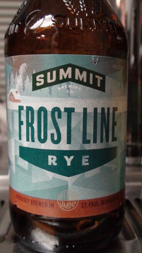 Summit Frostline Rye