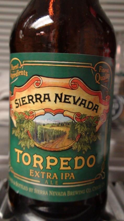 Seirra Nevada Torpedo IPA (Extra)