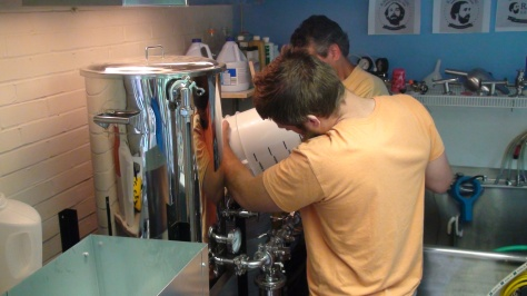 Mash-in with John and Jesse.  I have officially outsourced myself.