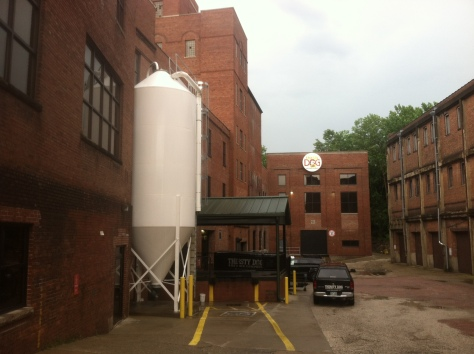 Thirsty Dog Brewing - formerly Burkhadt's Brewing...love that history.