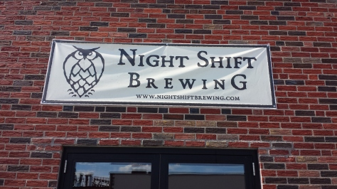 Night Shift Brewing's Facility
