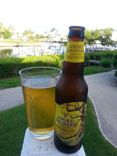 Angry orchard's original.  Still has 'additional flavors' added.