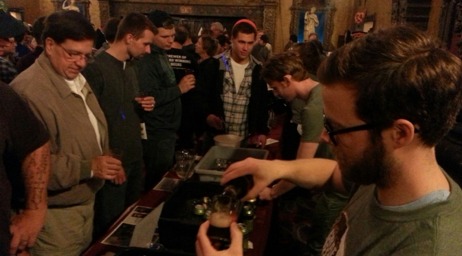 Akron Civic Craft Beer Festival 2014