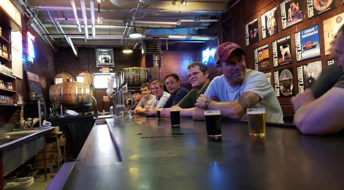 Akron's Homebrewing Club's 20th Year Anniversary Brew