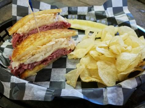 Boxty-sandwich